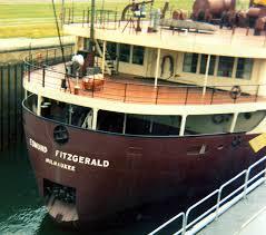 Edmund Fitzgerald Sinking Location by Edmund Fitzgerald