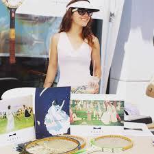 Curtain Bluff Antigua Tennis by News