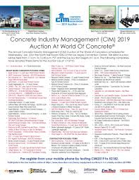 100 Heavy Duty Truck Auction 2019 Items CIM
