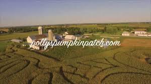 Pumpkin Patch Green Bay Wi by Polly U0027s Pumpkin Patch Maze Teaser Youtube