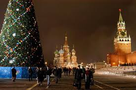 Kinds Of Christmas Trees In India by Christmas Traditions In Russia