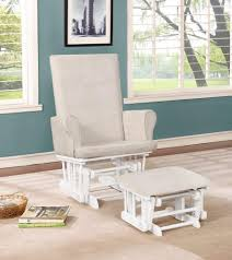 Bemerkenswert White Upholstered Nursery Glider Recliner Rockers ... Find More Baby Trend Catalina Ice High Chair For Sale At Up To 90 Off 1930s 1940s Baby In High Chair Making Shrugging Gesture Stock Photo Diy Baby Chair Geuther Adaptor Bouncer Rocco And Highchair Tamino 2019 Coieberry Pie Seat Cover Diy Pick A Waterproof Fabric Infant Ottomanson Soft Pile Faux Sheepskin 4 In1 Kids Childs Doll Toy 2 Dolls Carry Cot Vietnam Manufacturers Sandi Pointe Virtual Library Of Collections Wooden Chaise Lounge Beach Plans Puzzle Outdoor In High Laughing As The Numbered Stacked Building Wooden Ebay