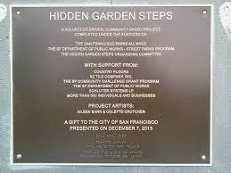 16th Ave Tiled Steps Project by Ceramic Tiled Steps Building Creative Bridges