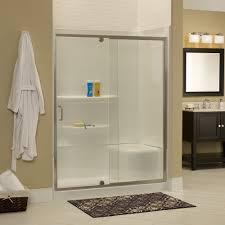 Foremost Bathroom Vanity Cabinets by Cove 1 4 U2033 Frameless Shower Door U0026 Panel Doors Foremost Bath