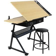 bureau a dessin hartleys planche a dessin entièrement réglable bureau tabouret