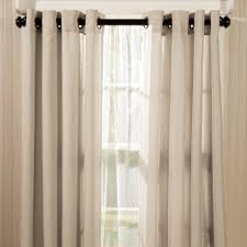 Jcpenney Thermal Blackout Curtains by Short Window Curtains Winyy Modern Simplicity Little Silver Stars