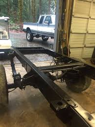 96 Sterling Rear Axle With Shackles Welded In 6