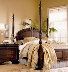 Keswick California King Size Poster Bed by Kincaid Furniture