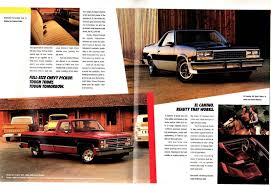 100 1986 Chevy Trucks For Sale Original S Brochure 10 And 19 Similar Items