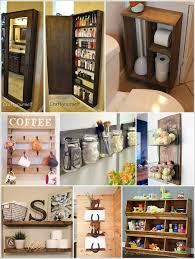 36 Amazing DIY Rustic Storage Projects
