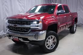 100 Trucks For Sale Houston Tx 2017 Chevrolet Silverado 1500 LTZ At Finchers