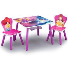 Delta Children Disney Princess 3-Piece Multi-Color Table And ... Kids Study Table Chairs Details About Kids Table Chair Set Multi Color Toddler Activity Plastic Boys Girls Square Play Goplus 5 Piece Pine Wood Children Room Fniture Natural New Hw55008na Schon Childrens And Enchanting The Whisper Nick Jr Dora The Explorer Storage And Advantages Of Purchasing Wooden Tables Chairs For Buy Latest Sets At Best Price Online In Asunflower With Adjustable Legs As Ding Simple Her Tool Belt Solid Study Desk Chalkboard Game