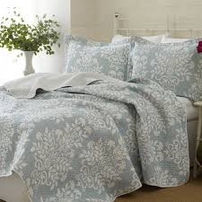 Laura Ashley Home Rowland Quilt Set Give Flare To The Bedroom Designs With Bedding