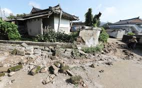 100 South Korea Home Warning That N Peninsula Could Become New Quake Zone After