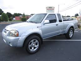 SOLD 2001 Nissan Frontier King Cab S/C 2WD Meticulous Motors Inc ...