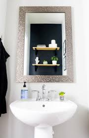 Powder Room Accessories Small Half Bathroom Decorating Ideas Black ... Bathroom Decor And Tiles Jokoverclub Soothing Nkba 2013 01 Rustic Bathroom 040113 S3x4 To Scenic Half Pretty Decor Small Bathroomg Tips Ideas Pictures From Hgtv Country Guest 100 Best Decorating Ideas Design Ipirations For Small Decorating Half Pictures Prepoessing Astonishing Gallery Bathr And Master For Interior Picturesque A Halfbathroom Lovely Bath Size Tested