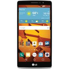 Boost Mobile LG Stylo 8GB Prepaid Smartphone Silver Walmart