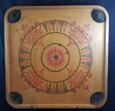 NICE Antique 1902 Vintage Wooden Carrom Board 285 X