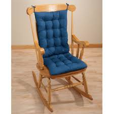 Amazon.com: Rocking Chair Cushion - Blue: Home & Kitchen Patio Ding Chair For The Modern Lollygagger Loll Designs Home By Nilkamal Pronto Solid Wood 1 Seater Rocking Chairs Price In Dimeions Of Made Gary Weeks And Company Tell City Hard Rock Maple Cricket Rocker Andover Antique Oak Boston R92 On Popscreen Diy Upholstery Como Forrar Uma Cadeira Voce Mesmo Vintage 838 For Sale At 1stdibs Luxembourg Fermob Haus Color Kids With A Name Childs Etsy Charles Ray Eames Herman Miller Gci Outdoor Pod Camp Shop Babyletto Grey Cushions Free Shipping