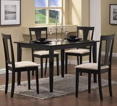 Kitchen Table Sets Under 200 by Classic Small Dining Room With Walnut Wooden Floor And Walnut