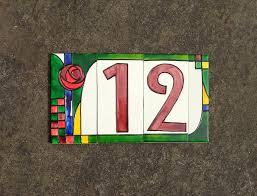 ceramic house number tiles gallery tile flooring design ideas