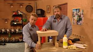 how to make a wooden step stool youtube