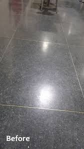 Tile Removal Crew by Terrazzo Floor Coating Removal