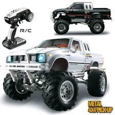 HG 1/10 RC Car Pickup Model Rally Car Racing Crawl.. In Toys ...