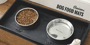 5 Best Dog Food Mats For Messy Eaters — Full 2018 Update
