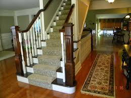 Wood Stairs And Rails And Iron Balusters: New Stair And Rail In MT ... Wrought Iron Stair Railings Interior Lomonacos Iron Concepts Remodelaholic Brand New Stair Banister Home Remodel Cost Of Cool Banisters And Model Staircase Wonderful Photos Concept Caan Ct Brooks And Falotico Associates Fairfield County Railings Railing Stairs Kitchen Design Baby Gate For Without Wall Gear Gallery Best 25 Banister Ideas On Pinterest Railing Renovation Using Existing Newel Blog Designed Ideas 67 With Additional Interior