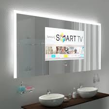 bad spiegel mit tv santa