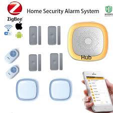 Smart home Zigbee door widow open sensor intrusion detector motion