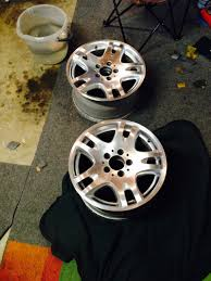Refinish Polish Aluminum Wheels - MBWorld.org Forums Meticulous Wheel Refishing Repair And Service Since 2000 Cheap Polish Alinum Truck Wheels Find Removing Corrosion From Alinum Wheels Autodetailing Cleaning Polishing 2013 F150 Platinum 225 Northstar Mirror Wheel Kit Free Shipping Semi Detailing Saskatoon Brite Inumalloy Refishing Repair Alloy Chrome Atlanta Ga Factory Cvetteforum Chevrolet Restoring The Shine Rims Rv Magazine Maxion Announces Forged For North Vehicle Inspection Systems Inc Vispolish In Parts Cleaners