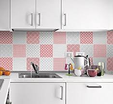 stickers cuisine carrelage stickers pour carrelage mural cuisine fabulous stickers muraux