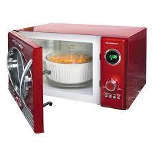 Retro Series 19 09 CF Countertop Microwave Oven