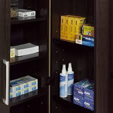 Sauder Beginnings Storage Cabinet Oregon Oak by 100 Homeplus Storage Cabinet 411965 Sauder Shelf Doors