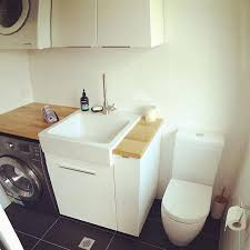 installing an ikea metod system into the laundry