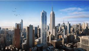100 Nomad Architecture Renderings Revealed For S Previously Stalled 756foot Tower