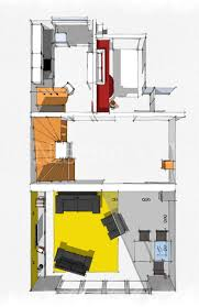 raumkonzept für erdgeschoss und eingangsbereich eingang