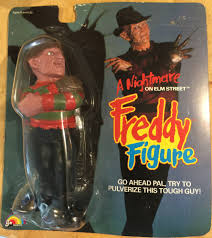 Halloween Voice Changer by Nightmare On Elm Street Freddy Krueger Figure Halloween 1989 Ljn
