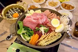 cuisiner pois cass駸 台北食記 瑪妮年糕鍋板橋平價韓國料理推薦 好吃又便宜親子家庭聚餐好