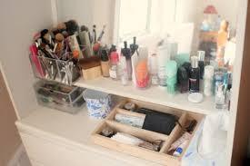 Vivianna Does Makeup Ikea Desk by Beauty Storage Pretty Petals Beauty Storage Pbteen Muji Online