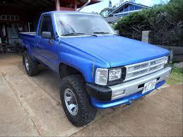100 1987 Toyota Truck Sshclub Regular Cab Specs Photos Modification Info At