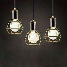 american vintage edison pendant ls chrome bulb holder dining