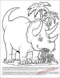 Dinosaurs Really Big Coloring Book