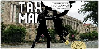 100 Itai Itai Itai 4 The Tax Man Hideth Phillip T Stephens Medium
