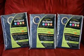 Eclipse Blackout Curtains Walmart by Winterize Your Windows With Thermal Curtains