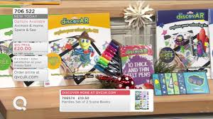 Mardles DiscovAR 4D Colouring Books Launch On QVC UK