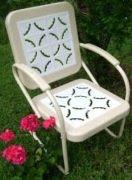 best 25 vintage metal chairs ideas on chair tips for