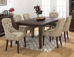 Upholstered Dining Chairs With Nailheads by Chair Upholstered Dining Chairs With Nailheads From Eurolux